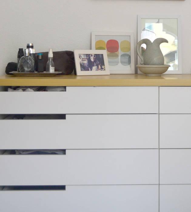 Apartamento CMV: Quartos  por C|M Arquitetura e Design,Moderno
