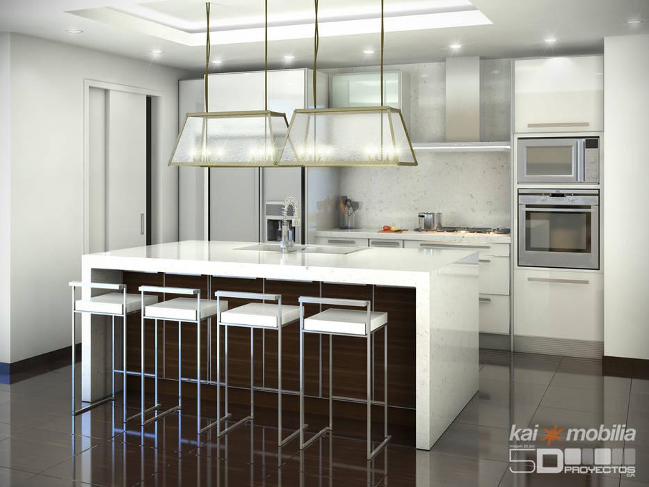Cocina de 5D Proyectos
