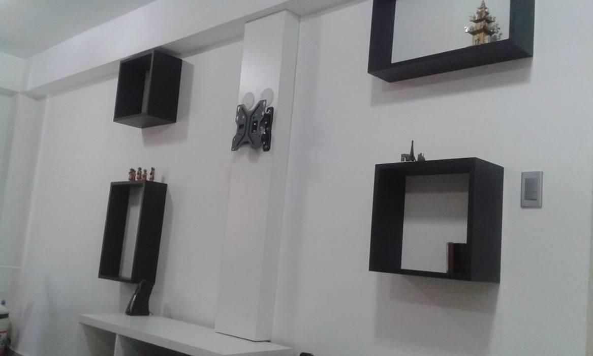 ที่เรียบง่าย  โดย Artesanía Ceramica y Madera, มินิมัล