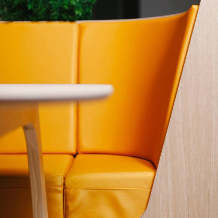 Alegro Setúbal Centros Comerciais minimalistas por Pedro Gomes Design Minimalista