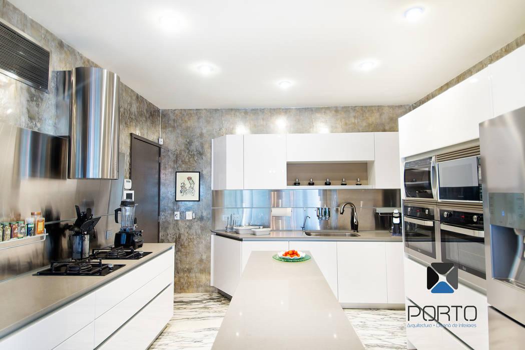 Ausgefallene Küchen von PORTO Arquitectura + Diseño de Interiores Ausgefallen