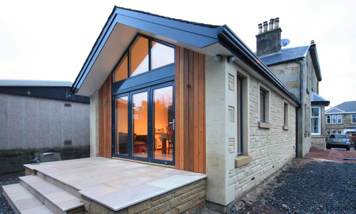 Glenburn House, Bearsden by A-Cubed Design Ltd Classic