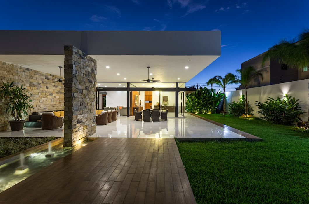 Terrace by P11 ARQUITECTOS