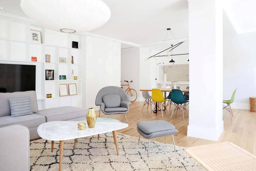 Salle à manger de style  par EU LISBOA, Moderne