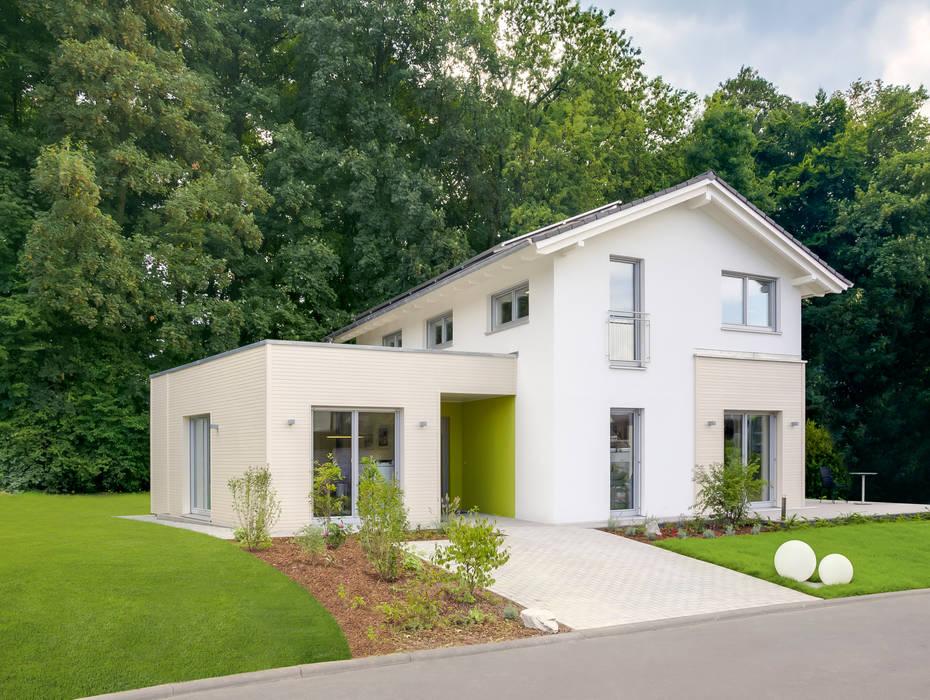 Musterhaus Bad Vilbel 142 Moderne Häuser von Skapetze Lichtmacher Modern