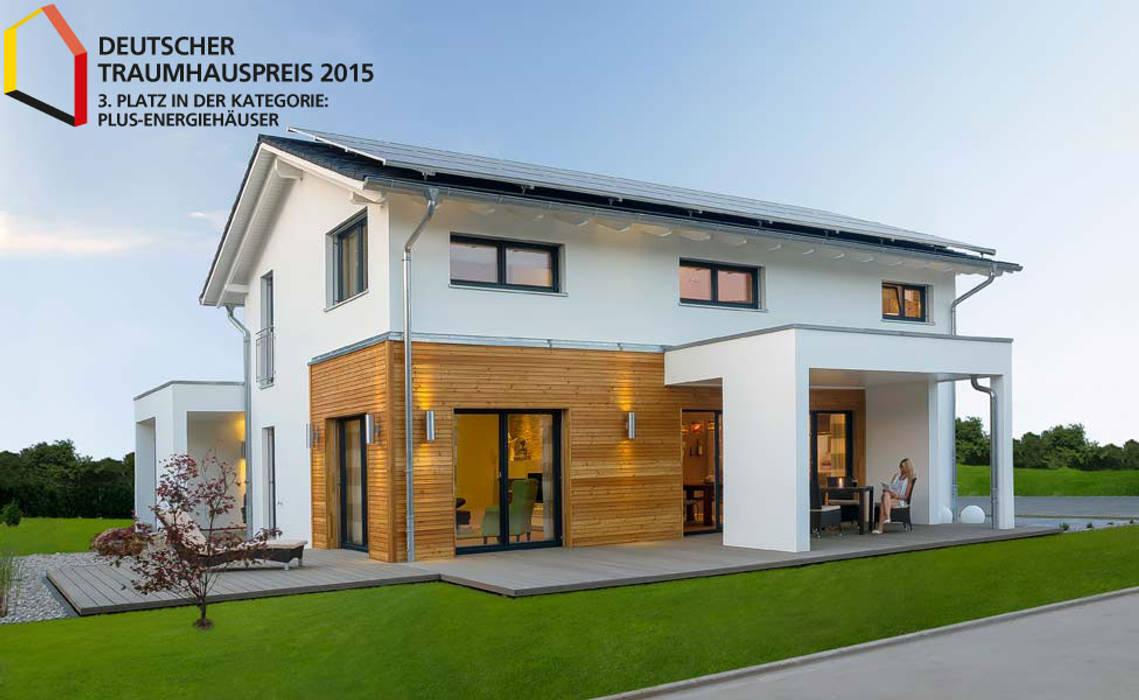 Musterhaus Mannheim 159 Modern Houses by Skapetze Lichtmacher Modern