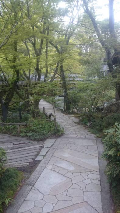 作品 アジア風 庭 の 作庭衆 熊谷佳樹園 和風