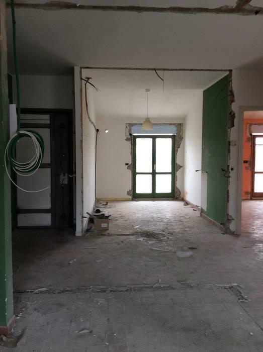 Immagine dello stato di fatto : Studio in stile in stile Rustico di VIQUADRO