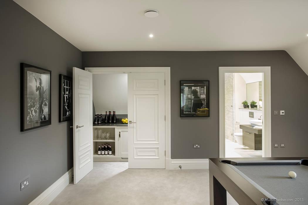 Ruang Multimedia oleh Martin Gardner Photography, Klasik