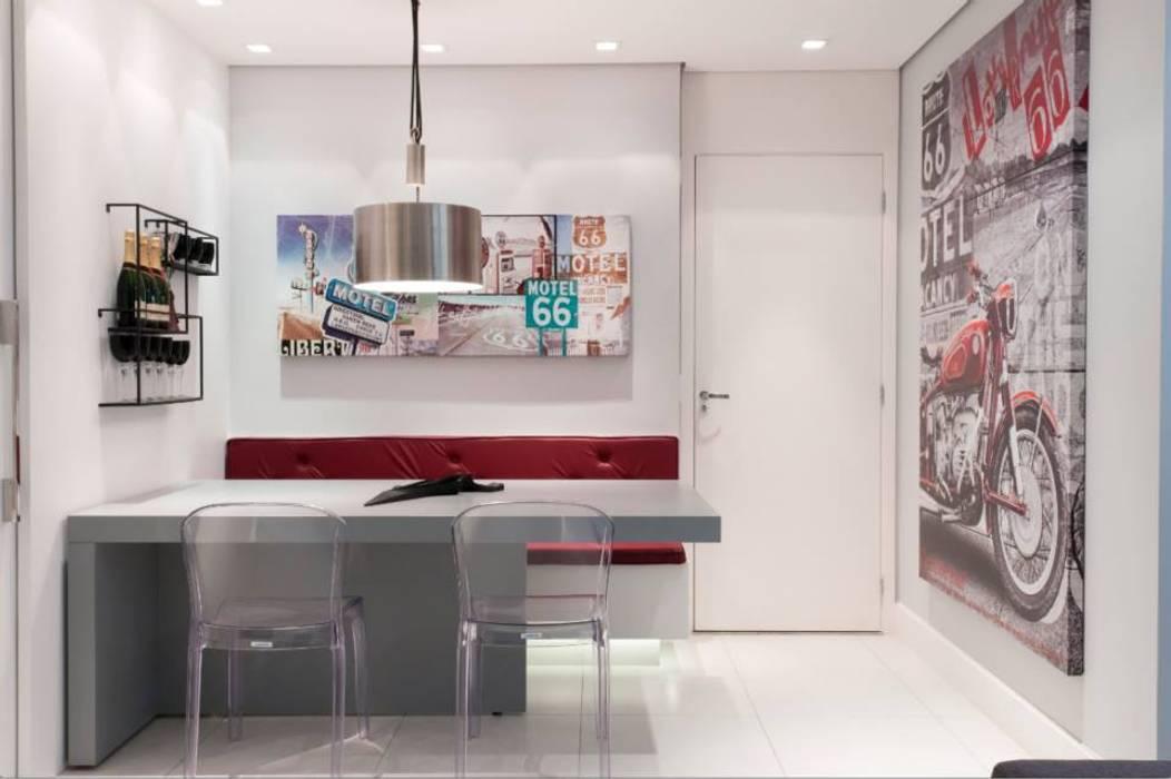 Estúdio Plano Modern dining room