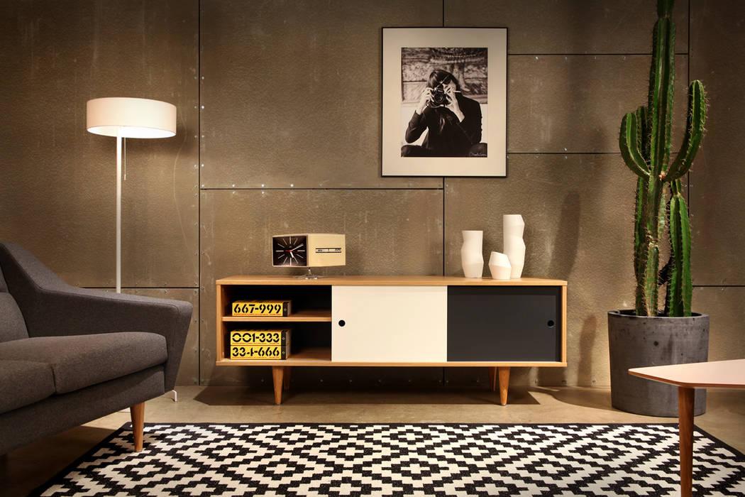 Wohnzimmer skandinavisch einrichten: moderne wohnzimmer von baltic ...