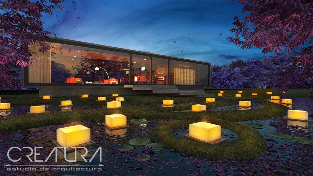 Creatura Renders Minimalist house