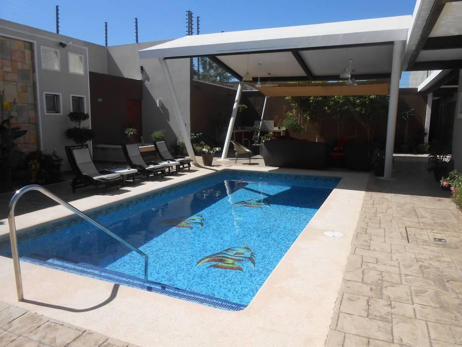 Classic style garden by Obras y reformas de vivienda,proyectos de arquitectura en Tabasco. Classic