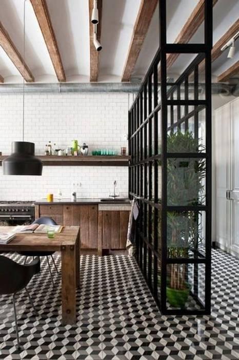 Rustikale küchen von mosaic del sur rustikal | homify
