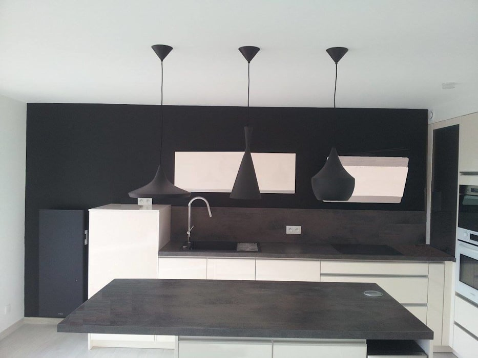 Kitchen by Amnios, Modern