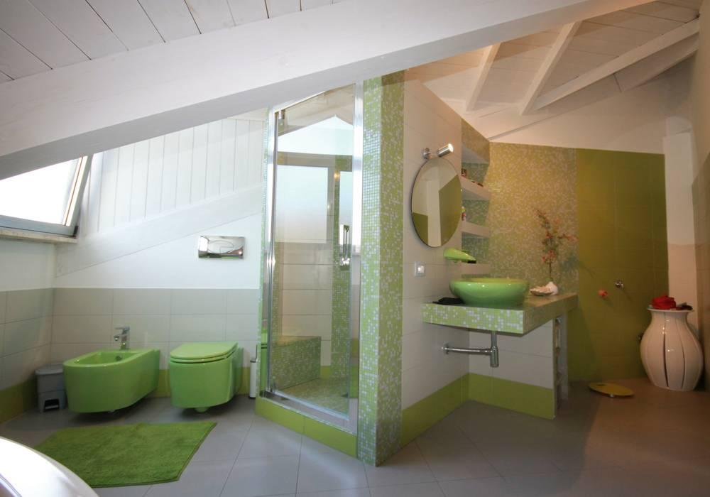Modern bathroom by Studio Ferlenda Modern