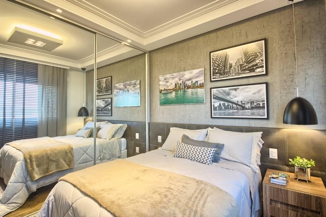 Moderne Schlafzimmer von Spengler Decor Modern