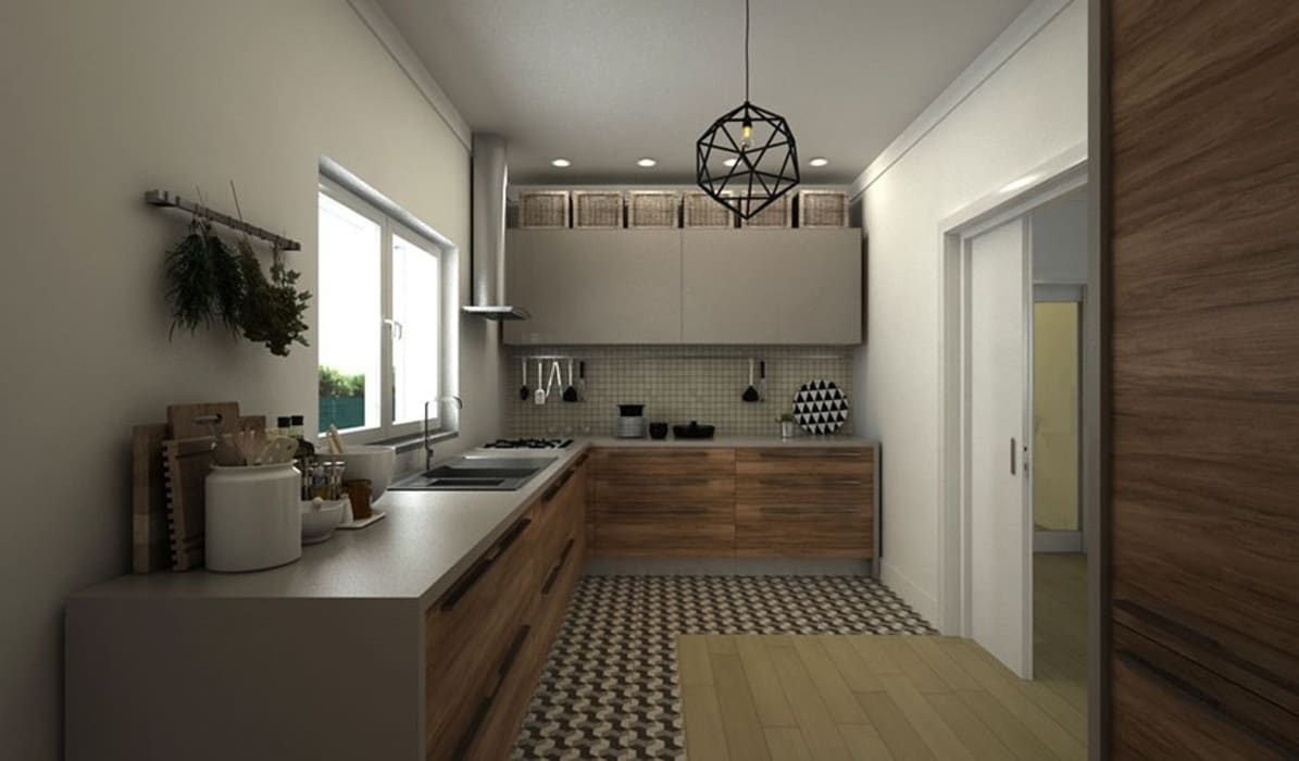 Modern Kitchen by Maqet Modern