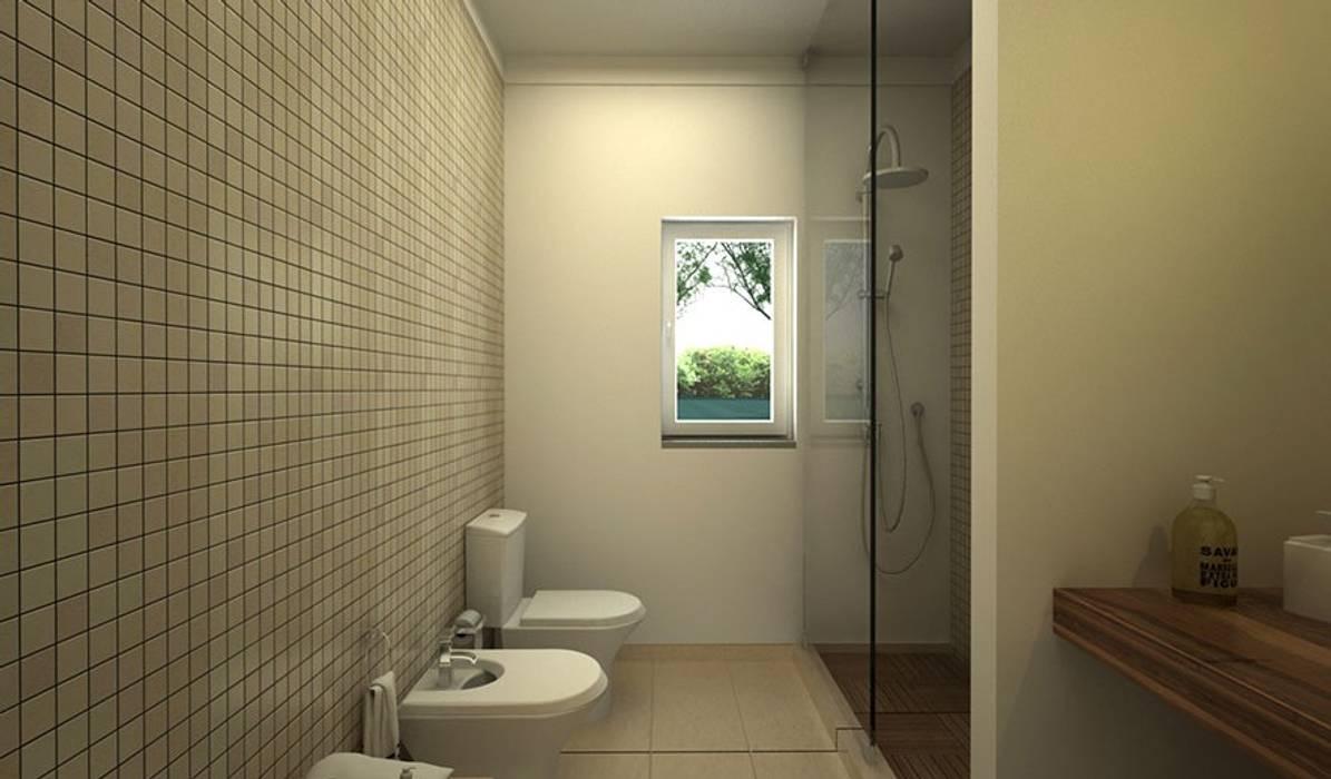 Phòng tắm theo Maqet, Hiện đại