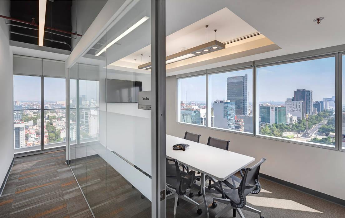 Bureau moderne par usoarquitectura Moderne