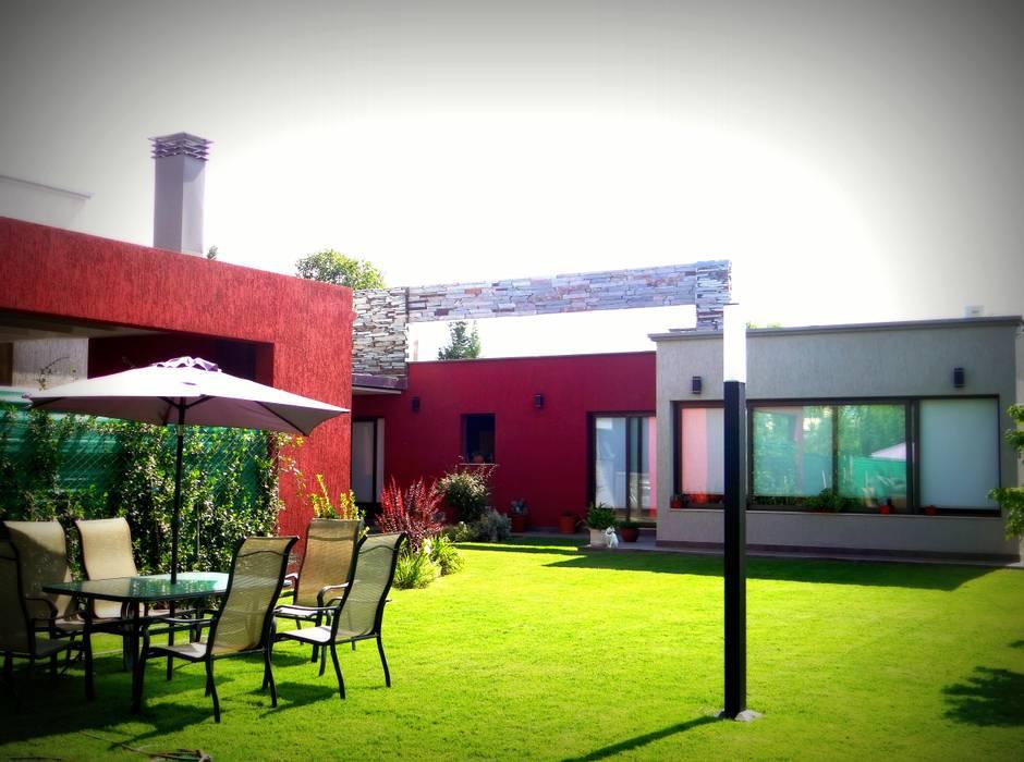 VYC Arquitectura Moderner Garten