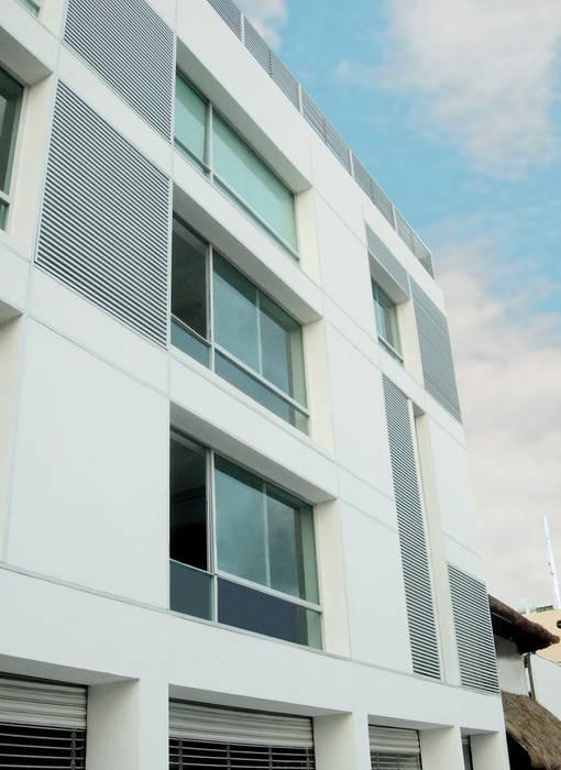 Moderne Häuser von usoarquitectura Modern
