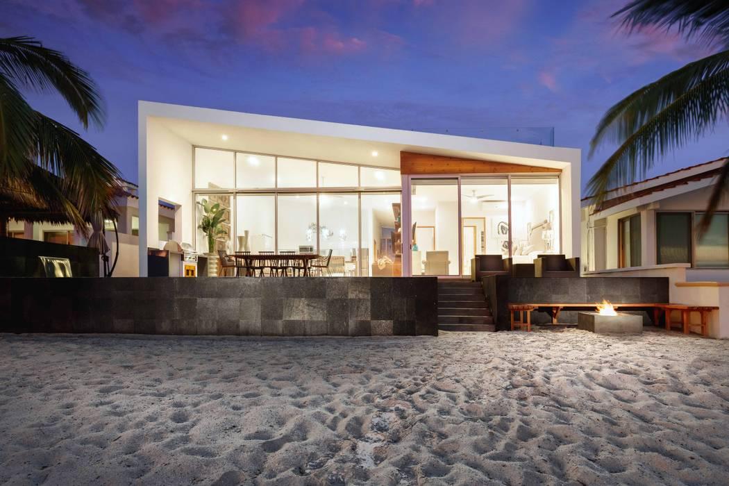 Casas modernas por Imativa Arquitectos Moderno Pedra