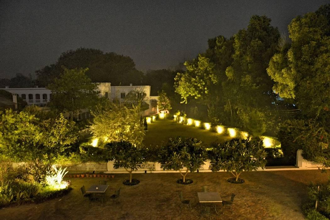 Unchagaon:  Garden by Studio Ezube