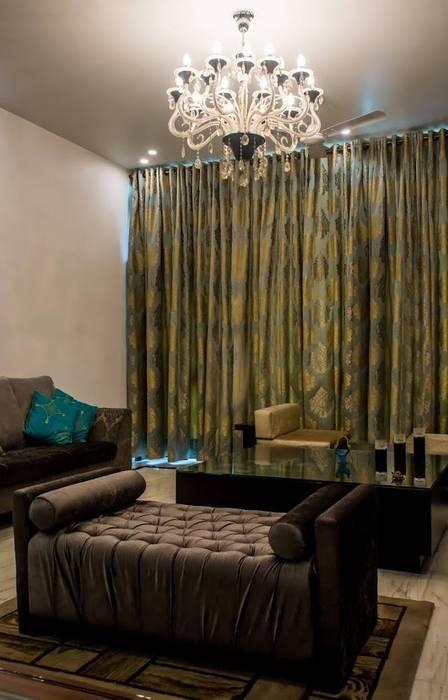 Ruang Keluarga Modern Oleh Studio Ezube Modern
