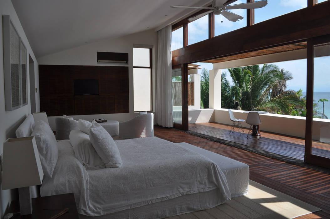 Chambre de style  par José Vigil Arquitectos ,
