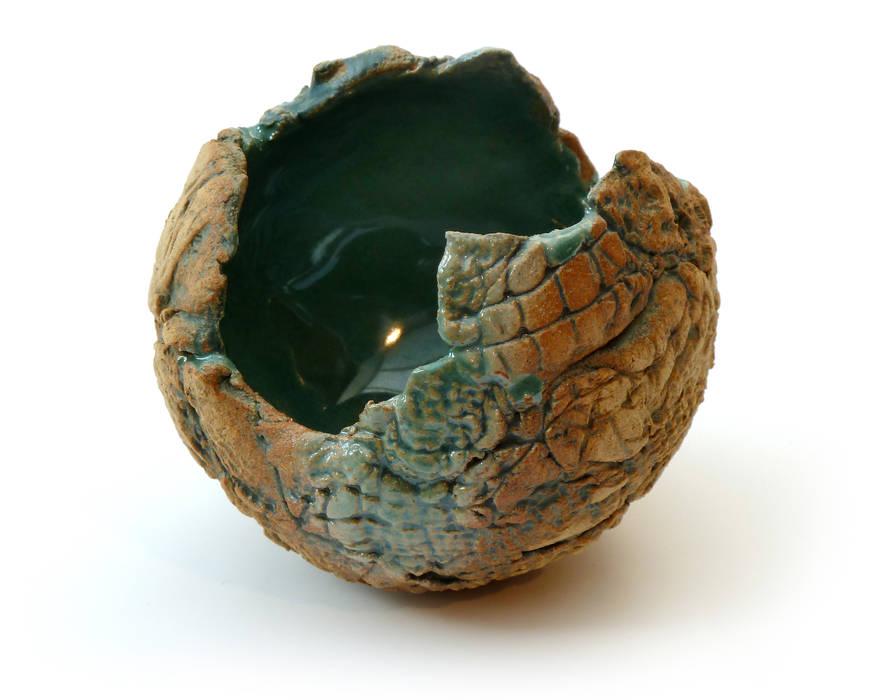 Nathalie Landot ArtworkOther artistic objects Ceramic Green