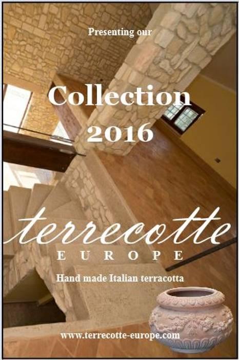 Presenting our Collection 2016 Mediterrane congrescentra van Terrecotte Europe Mediterraan Marmer