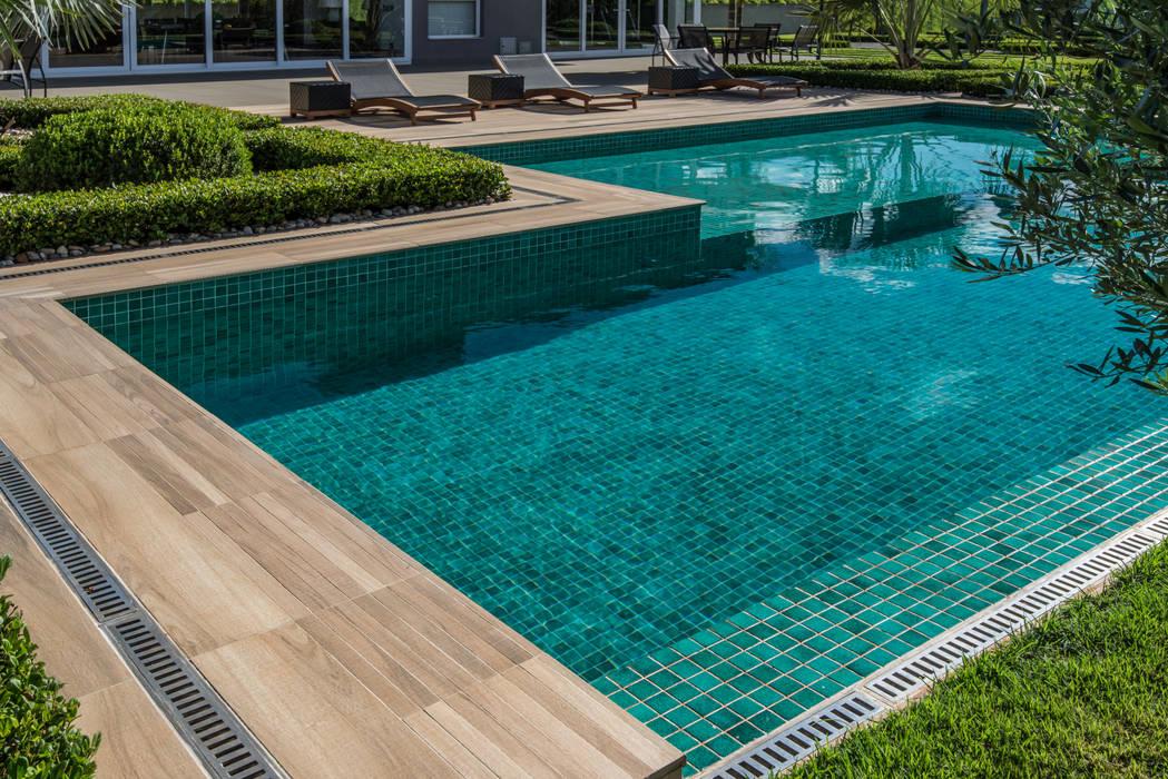 Casa: Piscinas  por WMP Arquitetura e Ambientação,Moderno