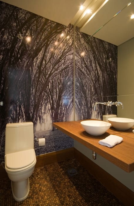 Lozí - Projeto e Obra Classic style bathroom