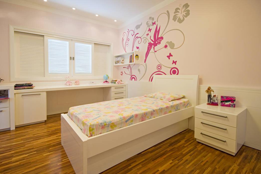 Casa Fbn Lozí - Projeto e Obra Quarto infantil clássico