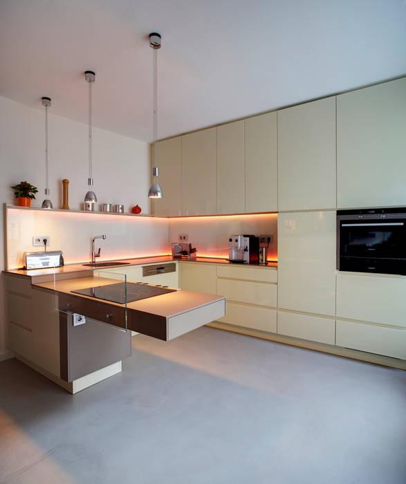 Dapur Modern Oleh Raumgespür Innenarchitektur Design Ilka Hilgemann Modern Kaca
