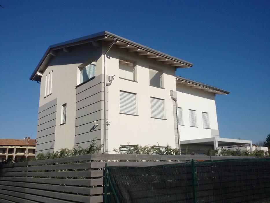Maisons modernes par Marlegno Moderne