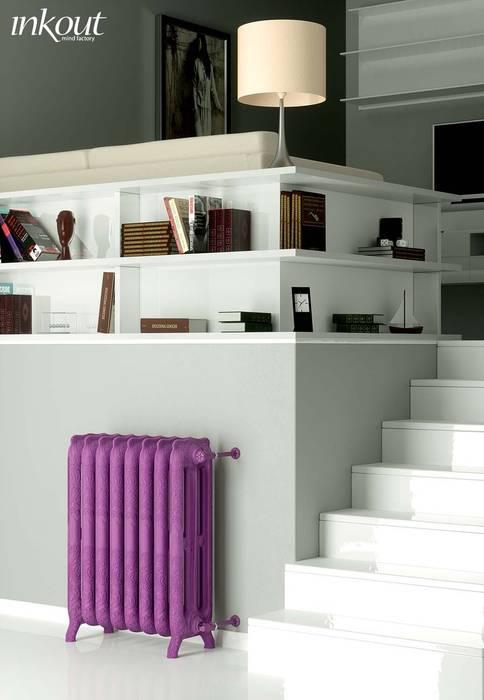 Inkout srl HouseholdAccessories & decoration Metal Purple/Violet