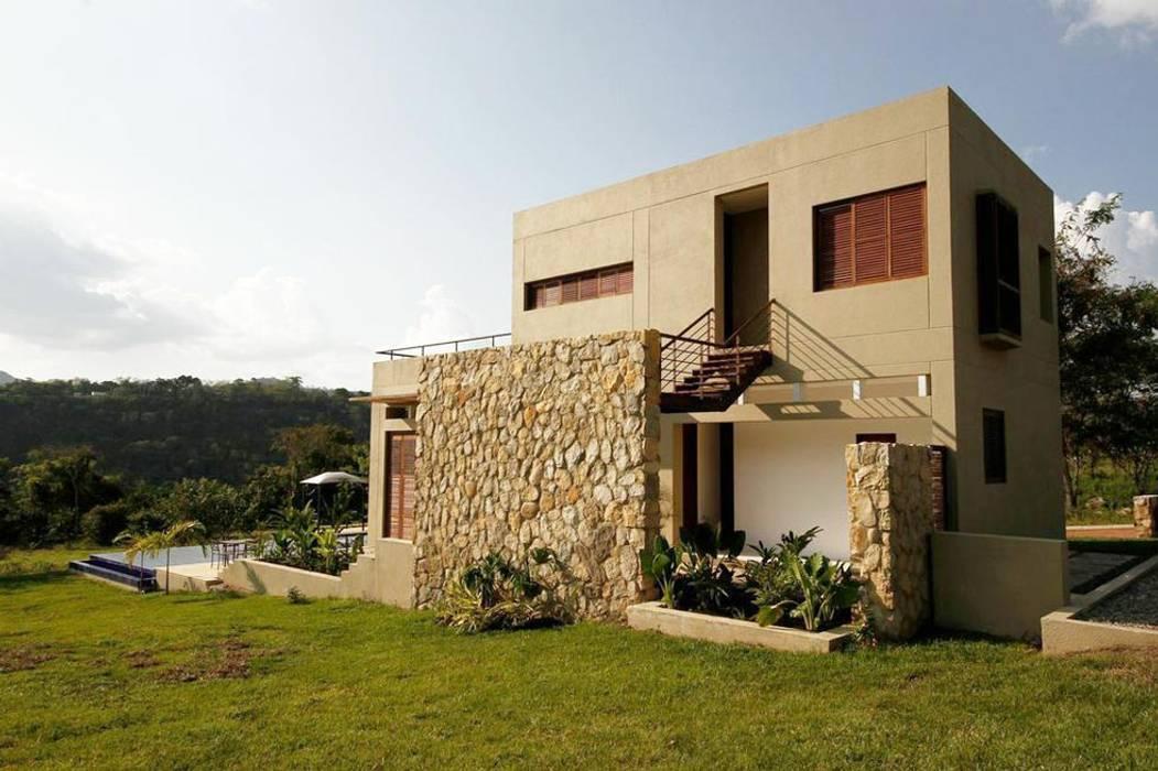 Houses by Kubik Lab, Modern