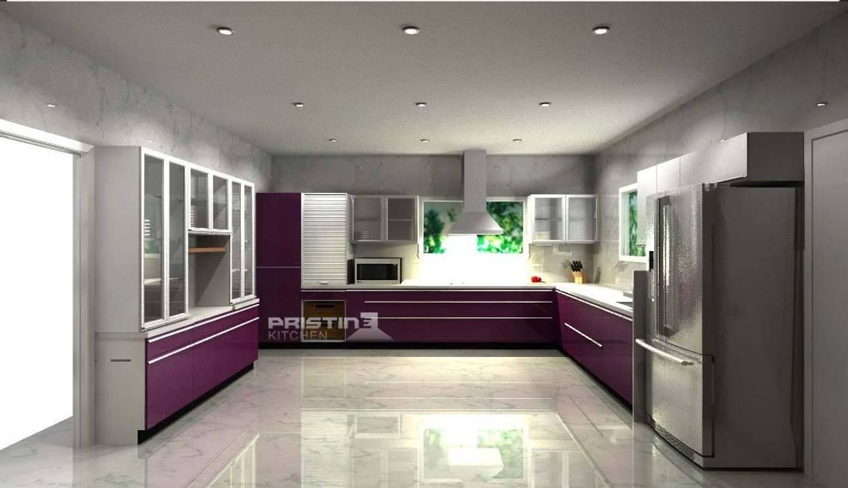 Cocinas de estilo moderno de Pristine Kitchen Moderno