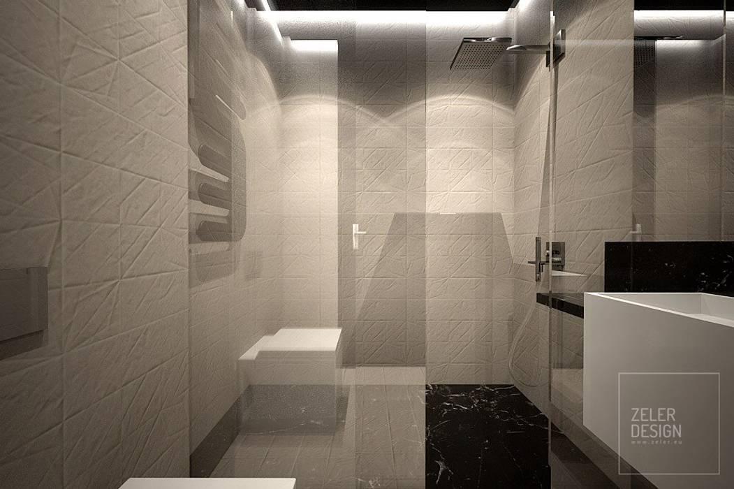 bathroom visualization - part two od Zeler Design