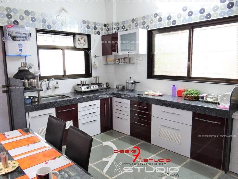 Modern Kitchen by Desig9x Studio Modern