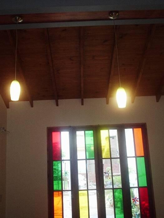 Reforma Casa en Caballito C.A.B.A Comedores modernos de AyC Arquitectura Moderno