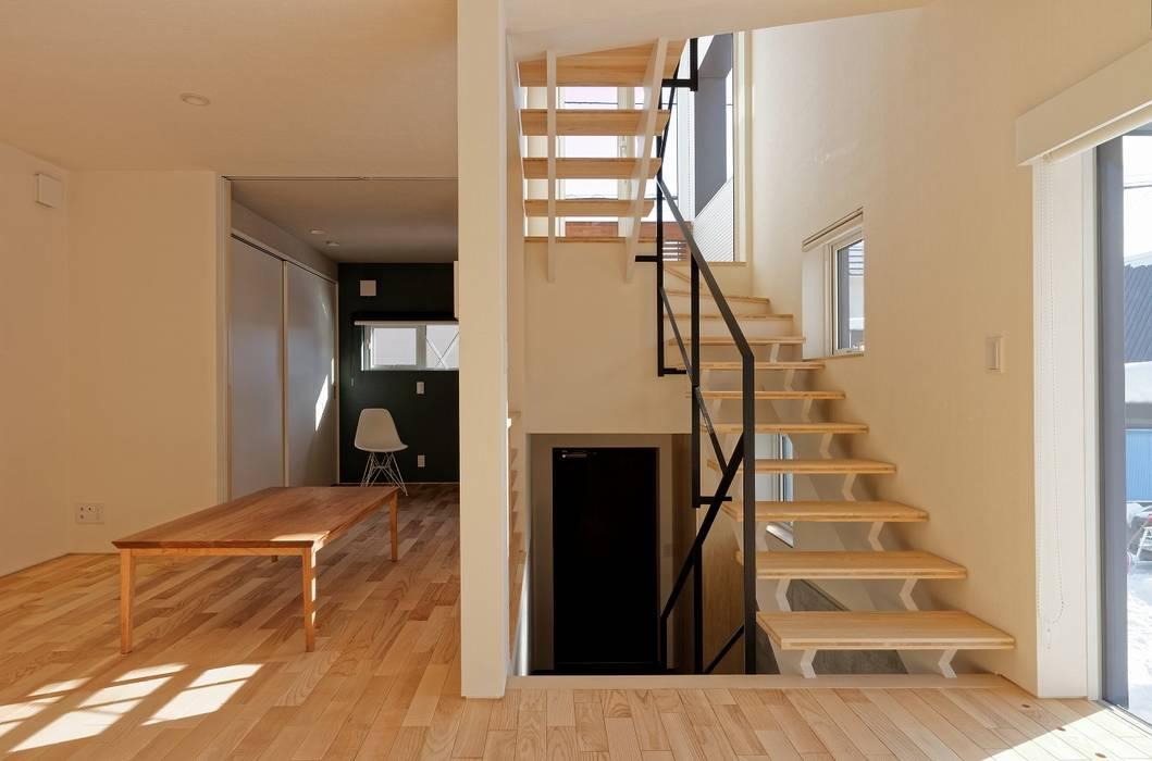 富谷洋介建築設計 Moderne Wohnzimmer