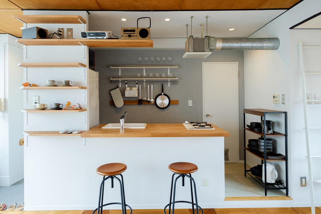 by &lodge inc. / 株式会社アンドロッジ Modern