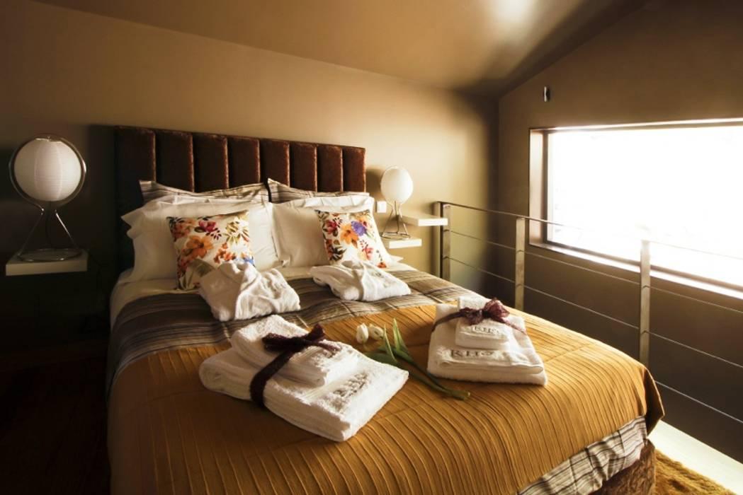 Kiko House RH Casas de Campo Design Moderne Schlafzimmer