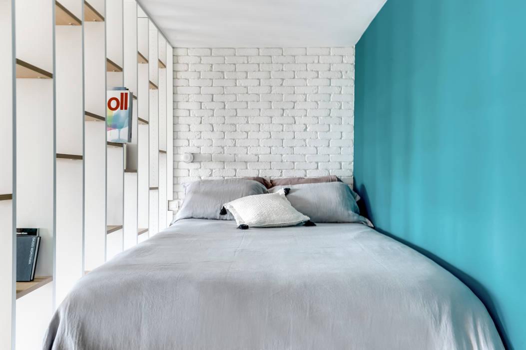 Спальни в . Автор – Transition Interior Design , Модерн