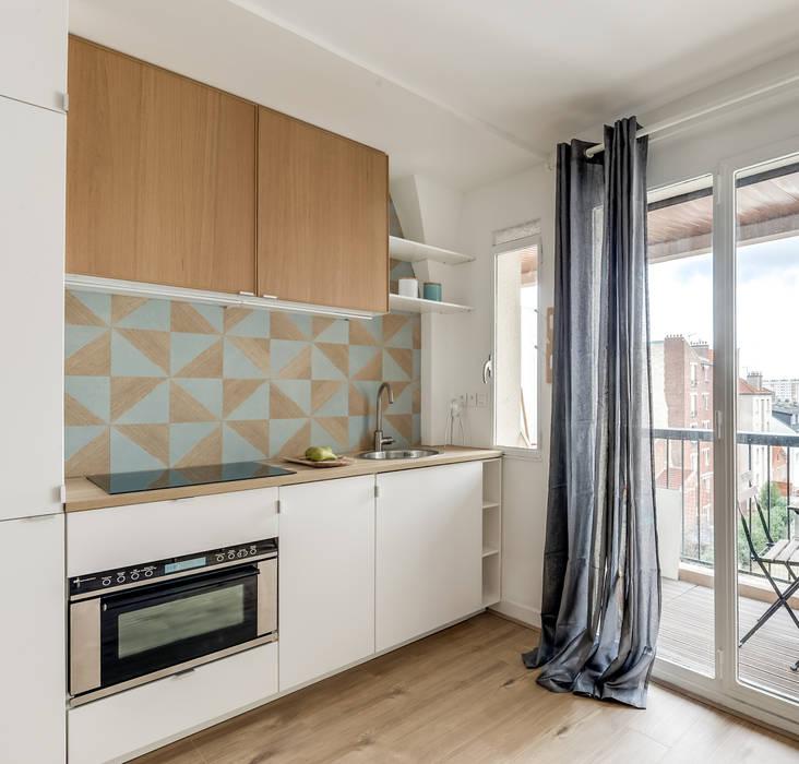 Cucina moderna di Transition Interior Design Moderno