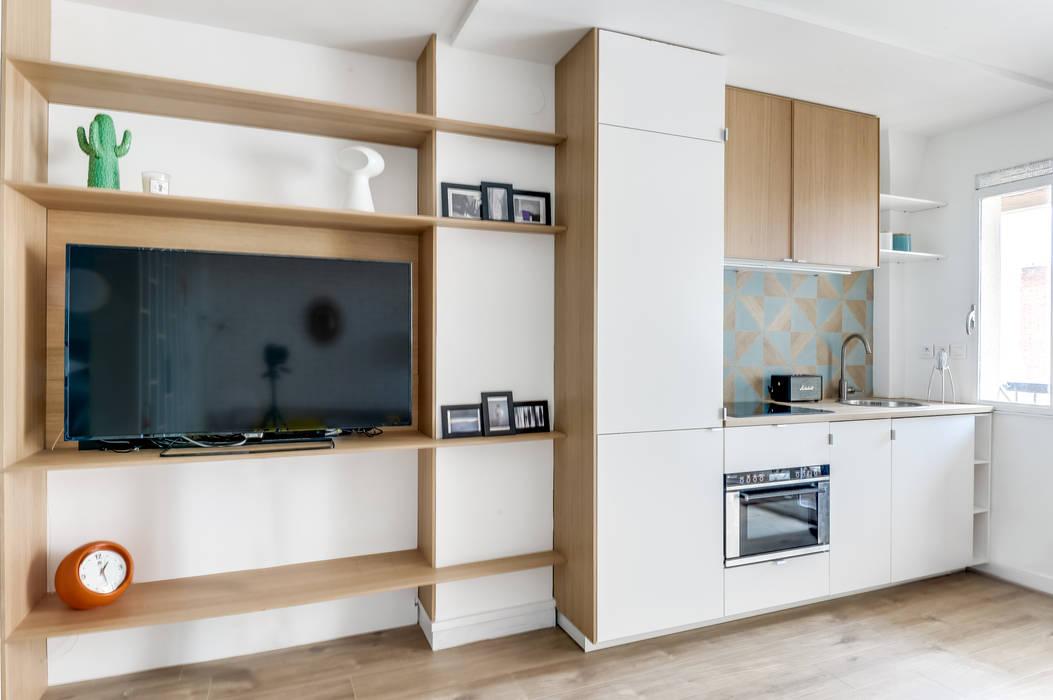 廚房 by Transition Interior Design , 現代風