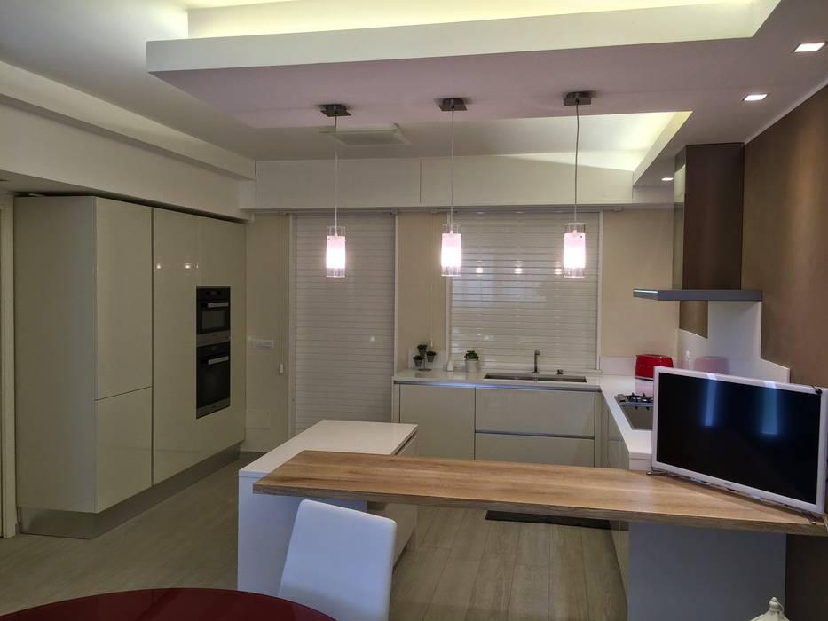 Progettazione e arredamento d interni cucina in stile di osimani
